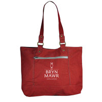 Canvas Sideline Tote