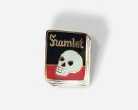 Book Pin Hamlet