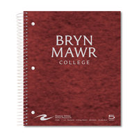 Bryn Mawr Notebook Five Subject