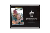 Legacy 8x10 Wood Memento Photo Holder