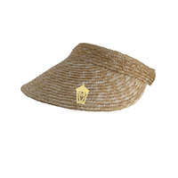 LOGOFIT Betty Straw Clip Visor