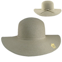 LOGOFIT Madeline Woven Sun Hat