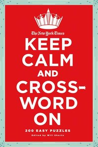 Keep Calm and Crossword On