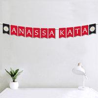 Anassa Kata String Banner