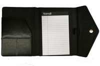 Tri-fold Junior Padfolio with Envelope Closure