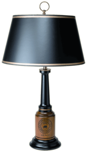 Heritage Lamp with Bryn Mawr Seal