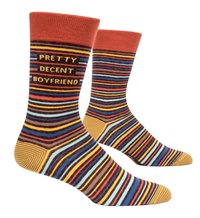 Blue Q Men's Socks - Boyfriend