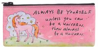 Blue Q Pencil Case - Mighty Michelle