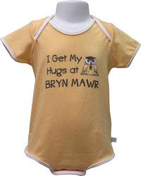 Third Street Diaper Shirt - I Get My Hugs at Bryn Mawr