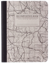 Decomposition Book with Grid Pages