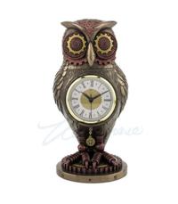 Veronese Owl Clock