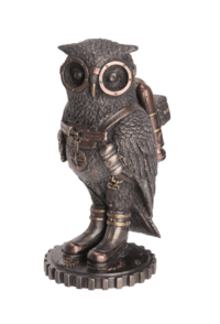 """Veronese Owl with Goggles & Jetpack - 6"""""""