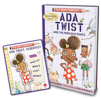 Ada Twist and the Perilous Pants - Signed with Patch