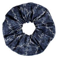 League Hair Scrunchie - Script Bryn Mawr