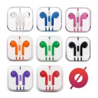 iSmash Earpods with Remote & Mic - Black