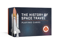 History of Space Travel Playing Cards: Two Decks and Game Rules Booklet with Space Trivia